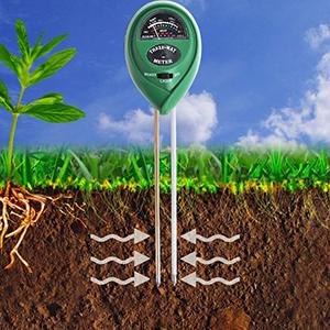 เครื่องวัด pH ดิน