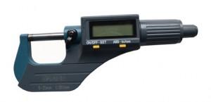 SHAHE ดิจิตอลไมโครมิเตอร์ 0-25mm