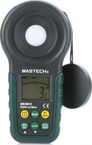 เครื่องวัดแสง Lux Light Meter Mastech รุ่น MS6612