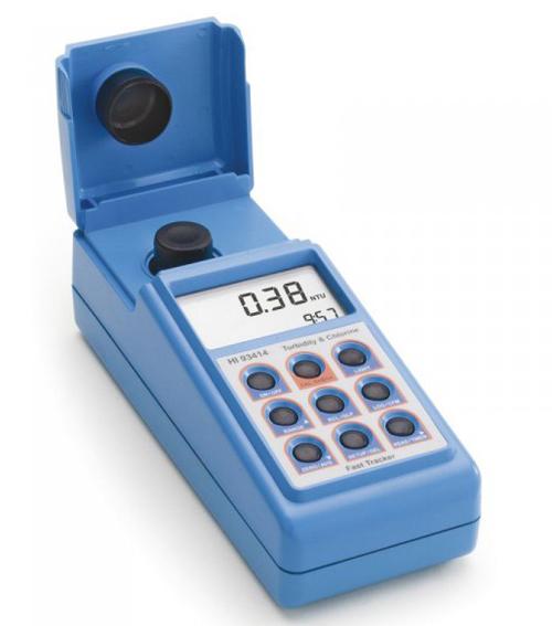 เครื่องวัดความขุ่น คลอรีนรวมและคลอรีนอิสระ HI93414