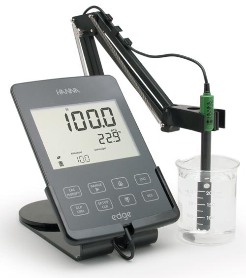 เครื่องวัดปริมาณออกซิเจนในน้ำรุ่น HI2040-02