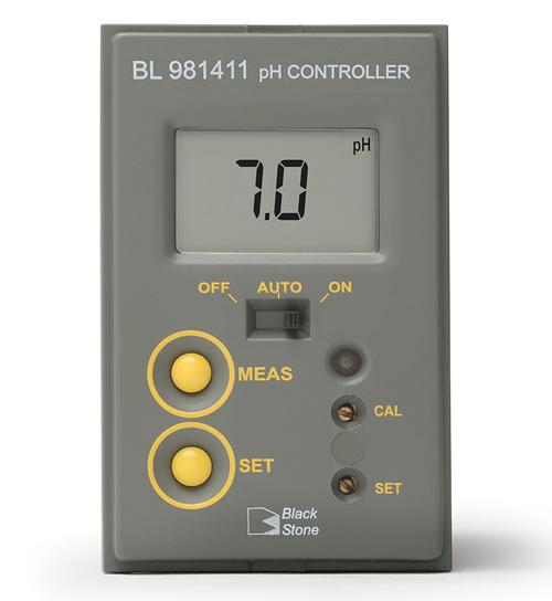 pH Controller เครื่องควบคุมกรดด่าง BL981411-1