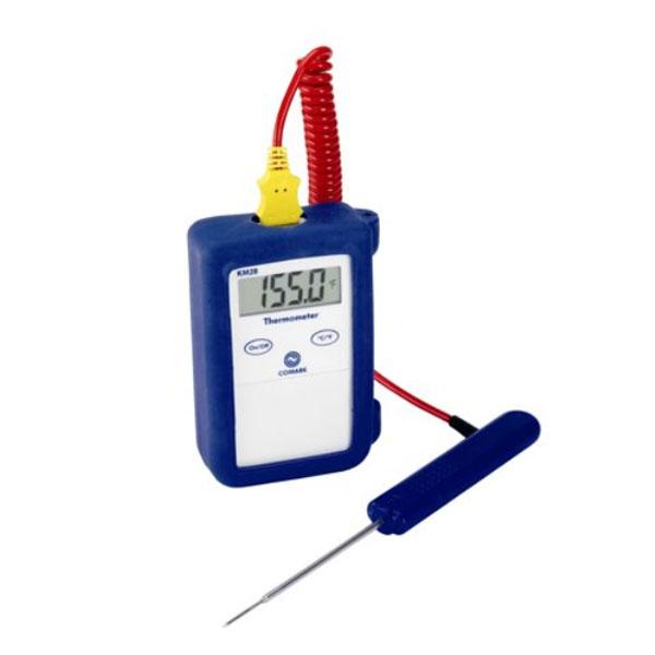 เครื่องวัดอุณหภูมิและความชื้นแบบดิจิตอล-Comark-KM28KIT