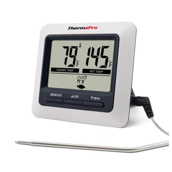 เครื่องวัดอุณหภูมิและความชื้นแบบดิจิตอล-ThermoPro-TP04